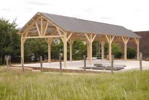 Comment construire un hangar en bois ?